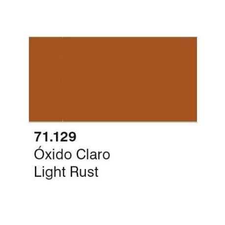 Acrilico Model Air Oxido Claro. Bote 17 ml. Marca Vallejo. Ref: 71.129.