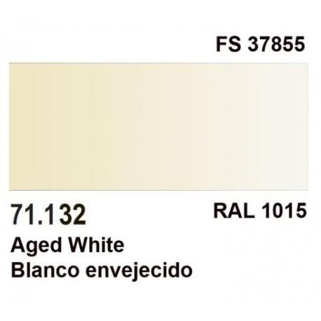 Acrilico Model Air Blanco Envejecido. Bote 17 ml. Marca Vallejo. Ref: 71.132.