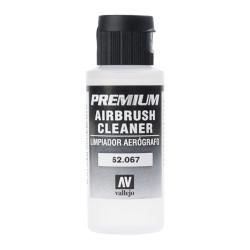 Limpiador de Aerografo, premium. Bote 60 ml. Marca Vallejo. Ref: 62067.