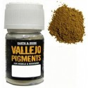 Pigmento Oxido Reciente. Bote 30 ml. Marca Vallejo. Ref: 73.118.