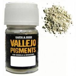 Pigmento Polvo Desierto. Bote 30 ml. Marca Vallejo. Ref: 73.121.