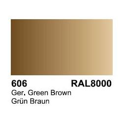 Surface Primer, Imprimacion GelbBrau RAL 8000. Bote 60 ml. Marca Vallejo. Ref: 73.606.