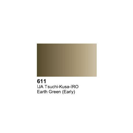 Surface Primer, Imprimacion IJA Tsuchi-Kusa-IRO. Bote 60 ml. Marca Vallejo. Ref: 73.611.