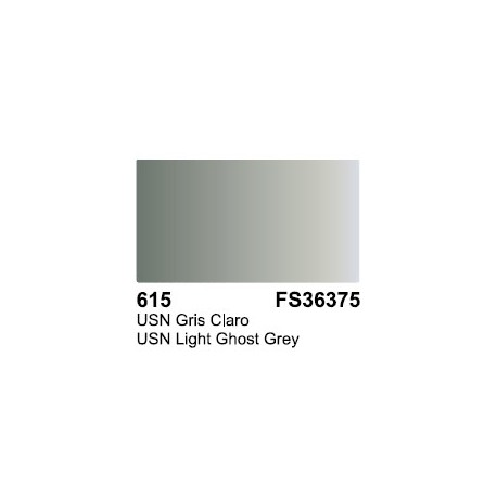 Surface Primer, Imprimacion USN Gris Claro. Bote 60 ml. Marca Vallejo. Ref: 73.615.