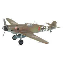 Caza Messerschmitt Bf 109 G-10. Escala 1:72. Marca Revell. Ref: 04160.