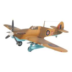 Caza Hawker Hurricane MK. IIC. Escala 1:72. Marca Revell. Ref: 04144.