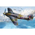 Caza Hawker Sea Hurricane Mk II. Escala 1:72. Marca Revell. Ref: 03985.