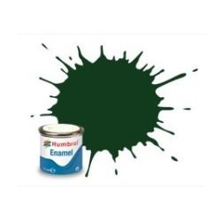 Brunswich Verde Brillo ( 3 ). Bote 14 ml. Marca Humbrol. Ref: AA0031.