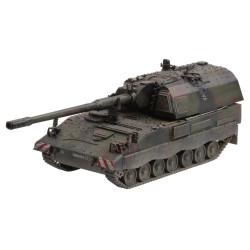 Tanque Panzerhaubitze PzH 2000 . Escala 1:72. Marca Revell. Ref: 03121.
