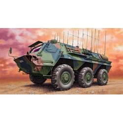 Vehículo Militar TPz 1 Fuchs Eloka Hummel / ABC Spürpanzer. Escala 1:72. Marca Revell. Ref: 03139.