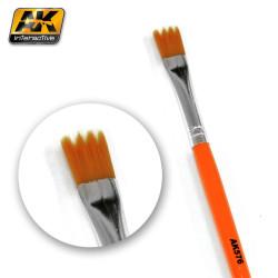 Saw Shape Weathering Brush. Marca AK-lnteractive. Ref: AK576.