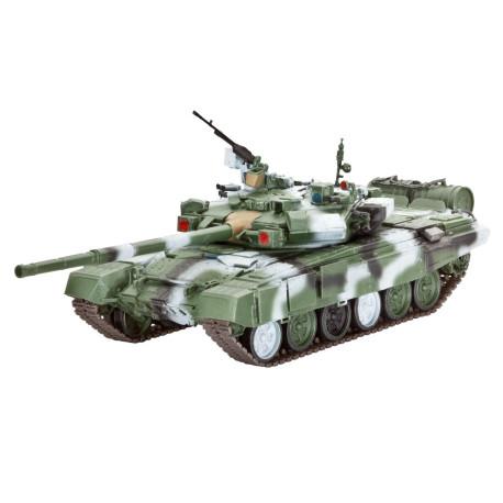 Tanque Russian Battle T-90A. Escala 1:72. Marca Revell. Ref: 03301.