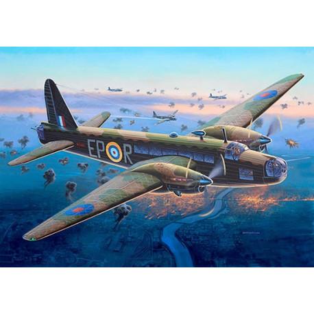 Bombardero Vickers Wellington MK. II. Escala 1:72. Marca Revell. Ref: 04903.