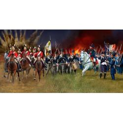 Set de Figuras Batalla Waterloo 1815. Escala 1:72. Marca Revell. Ref: 02450.