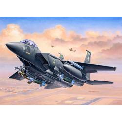 Caza F-15E Strike Eagle y Bombas. Escala 1:144. Marca Revell. Ref: 03972.
