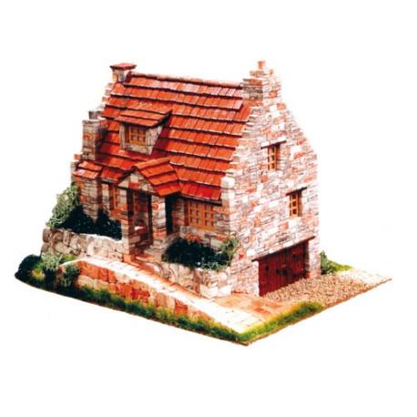 Casa Old Cottage 3. Escala 1:87. Marca Cuit. Ref: 43525.