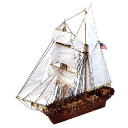 U.S.S. Goleta Enterprise, 1799. Marca Constructo. Ref: 80837.