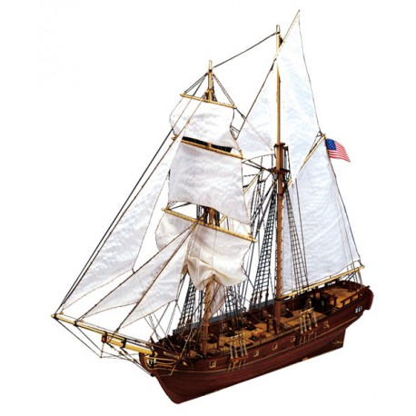 Goleta Enterprise, 1799. Marca Constructo. Ref: 480837.