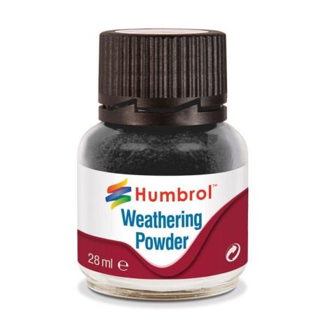 Pigmento Negro. Bote 28 ml. Marca Humbrol. Ref: AV0001.
