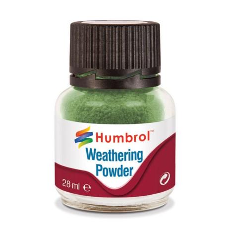 Pigmento de Oxido del Cromo Verde . Bote 28 ml. Marca Humbrol. Ref: AV0005.