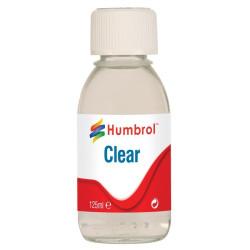 Laca Brillante Clear. Bote 125 ml. Marca Humbrol. Ref: AC7431.