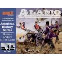 Set Artillería Mexicana en el Álamo. Escala 1:72. Marca Imex. Ref: IM520.