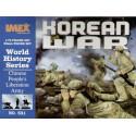 Set Ejercito Popular  Chino en la Guerra de Corea. Escala 1:72. Marca Imex. Ref: IM531.