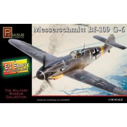 Caza Me Bf 109G-6 Alemán. Escala 1:48. Marca Pegasus. Ref: PG8413.