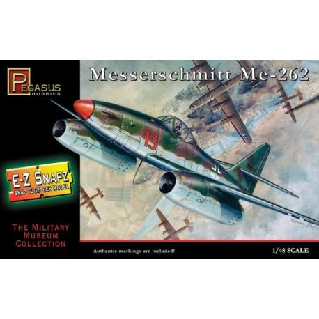 Caza Me 262 Alemán. Escala 1:48. Marca Pegasus. Ref: PG8415.