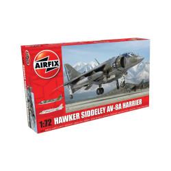 Avión Hawker Siddeley Harrier AV-8A. Escala 1:72. Marca Airfix. Ref: A04057.