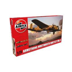 Avión Armstrong Whitworth Whitley Mk.V . Escala 1:72. Marca Airfix. Ref: A08016.