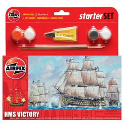 Navío H.M.S. Victory 1765. Escala: 1:475. Marca: Airfix. Ref: A55104.