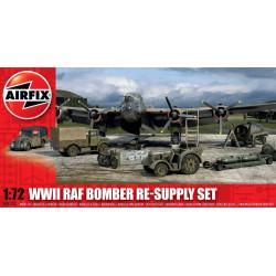 Set Re-abastecimiento de bombardero la Raf WWII . Escala 1:72. Marca Airfix. Ref: A05330.