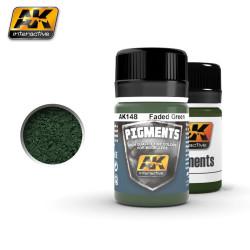 Ak Pigmento verde descoloreado. Marca AK Interactive. Referencia: AK148.