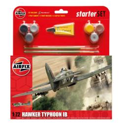 Caza Hawker Typhoon Ib. Escala 1:72. Marca Airfix. Ref: A55208.