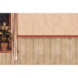 Papel trampaojos, tablas con ventanas. Marca Artesania Latina. Ref: 06151.