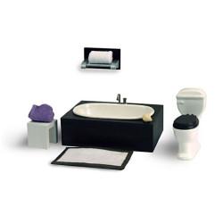 Mobiliario Baño 1. Marca Artesanía Latina. Ref: 11240.