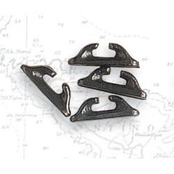 Guia de estacha ( 8 uds ). Marca Artesanía Latina. Ref: 8735.