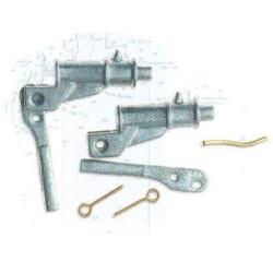 Bomba de achique 25 mm ( 2 uds. ). Marca Artesanía Latina. Ref: 8828.