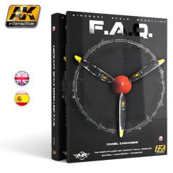 FAQ , aircraft. Guia completa para aeronáuticos. Marca AK Interactive. Ref: AK277.