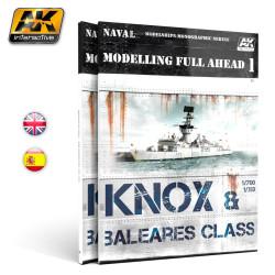 Modelling full ahead 1. Marca AK Interactive. Ref: AK581.