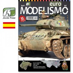 Revista Euro Modelismo 269. Marca Acción Press. Ref: 269.