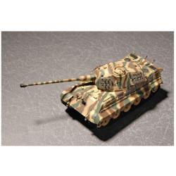 Tanque SdKfz 182 King Tiger. Escala 1:72. Marca Trumpeter. Ref: 07202.