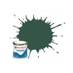 Verde oscuro US Mate ( 116 ). Bote 14 ml. Marca Humbrol. Ref: AA1287.