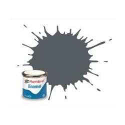 Gris oscuro US Satinado ( 125 ). Bote 14 ml. Marca Humbrol. Ref: AA1376.