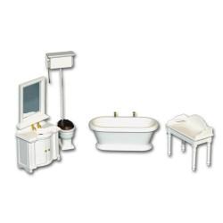Mobiliario Baño , 5 piezas. Marca Chaves. Ref: 36123.