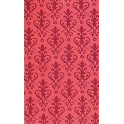 Papel victoriano rojo. Marca Jackson´s. Ref: 36882.
