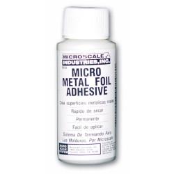 Micro metal foil adhesive, adhesivo para metales, MI-8. Marca Microscale. Ref: 64008.