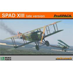 Caza Spad XIII, WWI. Escala 1:72. Marca Eduard. Ref: 7053.