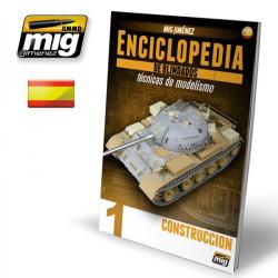 Enciclopedia Técnica Modelismo Blindados 1 . Marca Acción Press. Ref: AMMO_EN_BL_1.